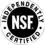Purificador de agua - Certificacion NSF