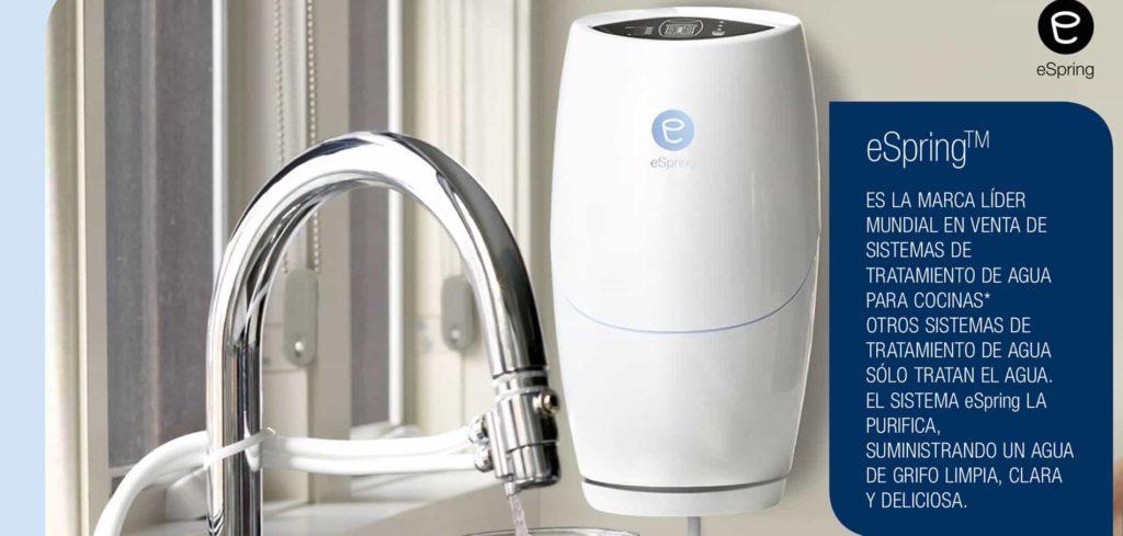 purificador de agua espring
