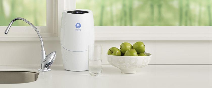 eSpring, el agua buena que puedes consumir
