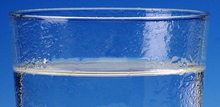 Agua alcalina hervida