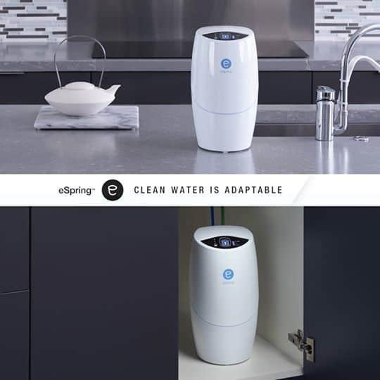 Purificador de agua - Osmosis y salud
