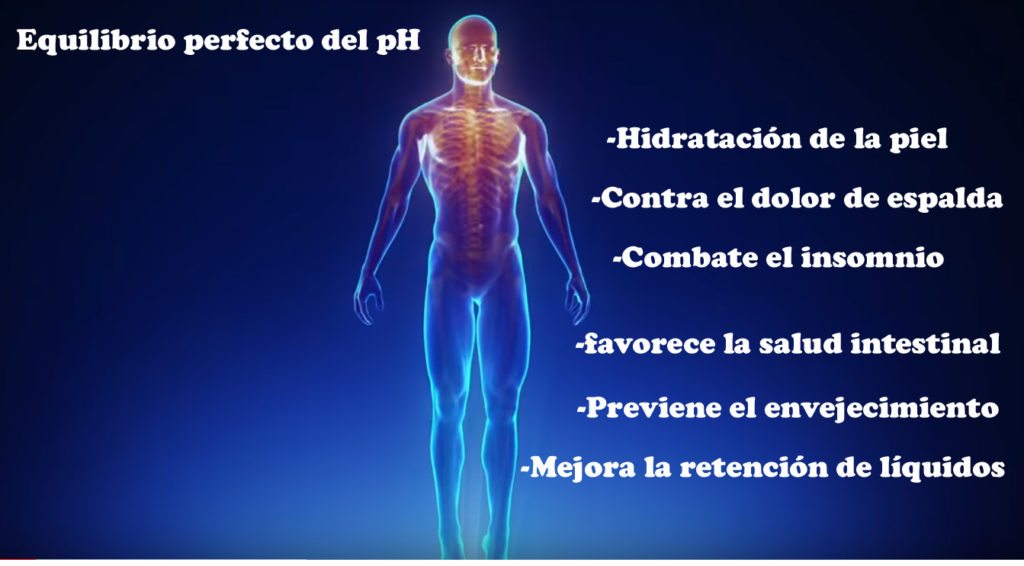equilibrio perfecto del ph