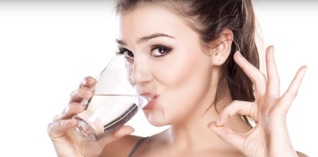 vaso de agua