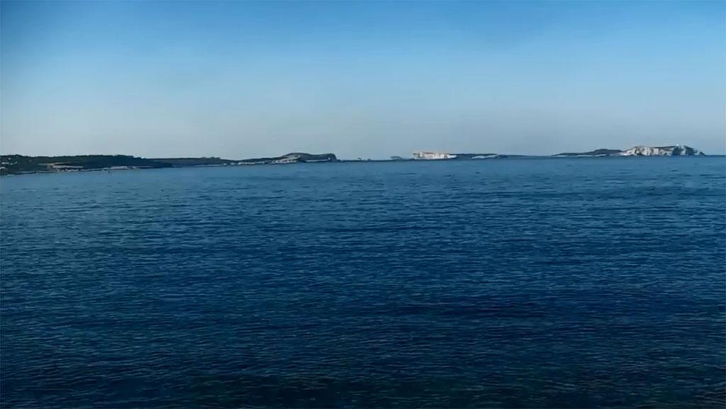 salud con agua - mar