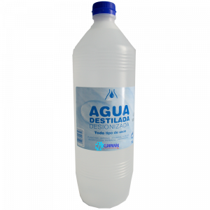 agua destilada farmacia